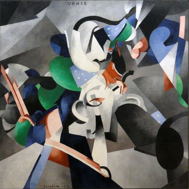 Francis_Picabia,_1913,_Udnie_(Young_American_Girl,_The_Dance),_oil_on_canvas,_290_x_300_cm,_Musée_National_d_Art_Moderne,_Centre_Georges_Pompidou,_Paris.